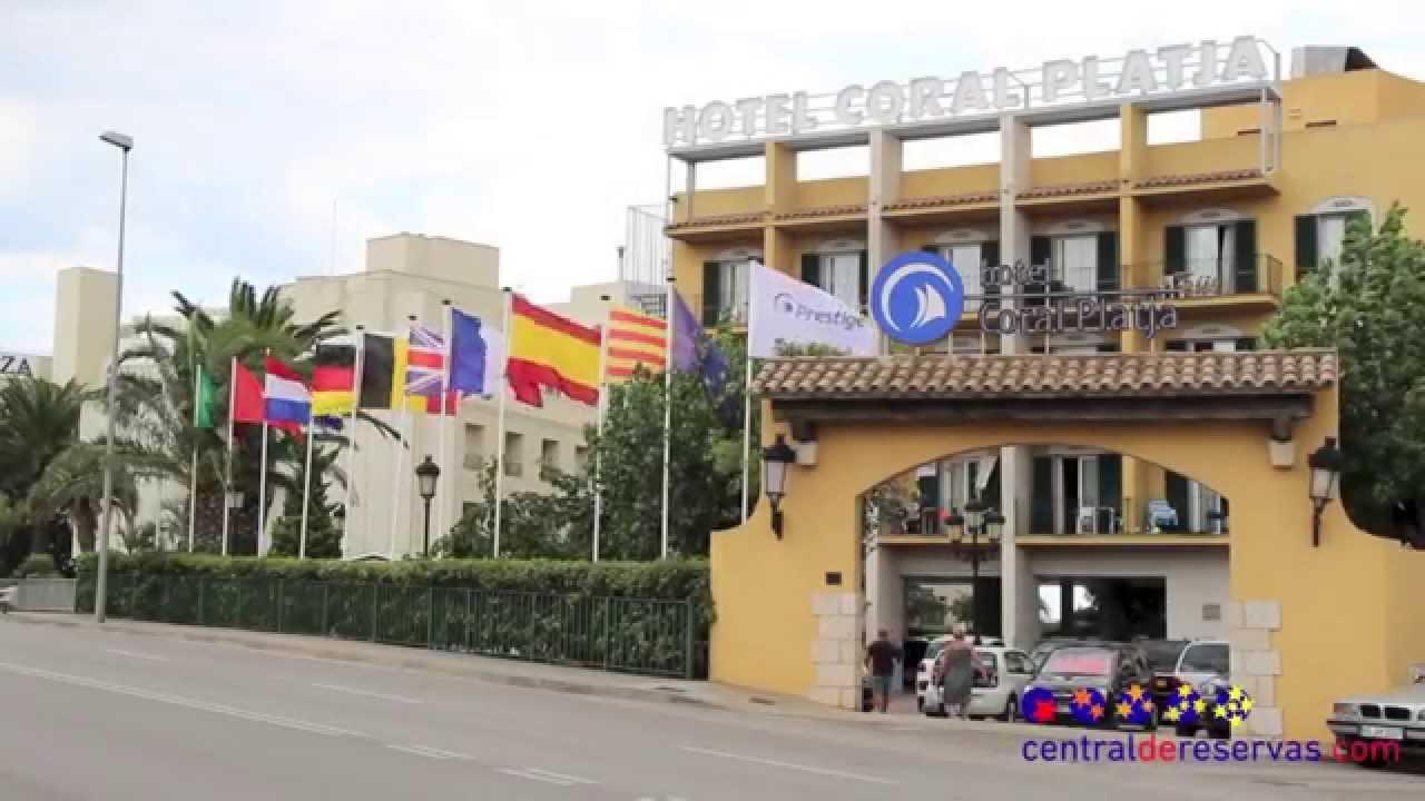 Hotel Coral Platja Rosas Costa Brava