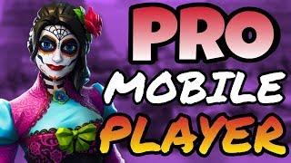Fortnite Cube Cracking! / FAST FORTNITE MOBILE BUILDER / Fortnite Mobile Gameplay + Tips