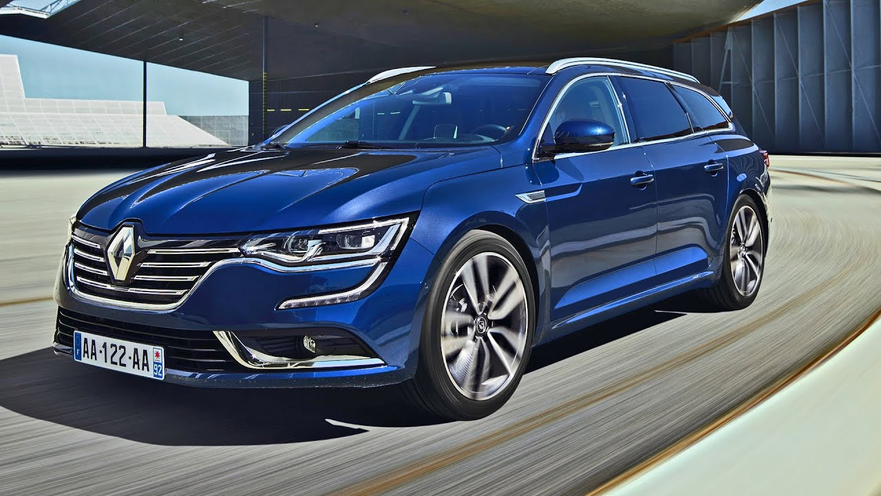 new 2016 renault talisman estate official trailer youtube. Black Bedroom Furniture Sets. Home Design Ideas