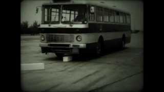 BKV autóbusz továbbképzés 6. A gázpedál (Ikarus)