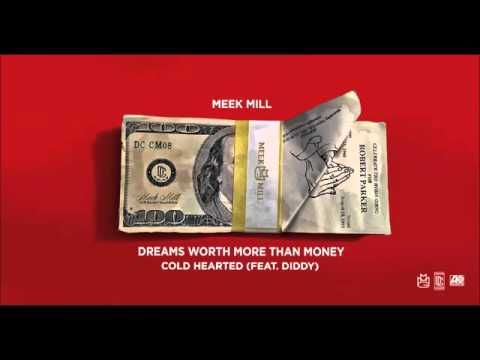 Meek Mill   Cold Hearted Feat  Diddy Official Audio