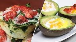 6 Tasty Low-Carb Breakfast