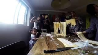 Domenica a pranzo con la famiglia - Festa della mamma