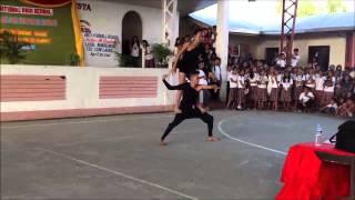 Interpretive Dance A Thousand Years