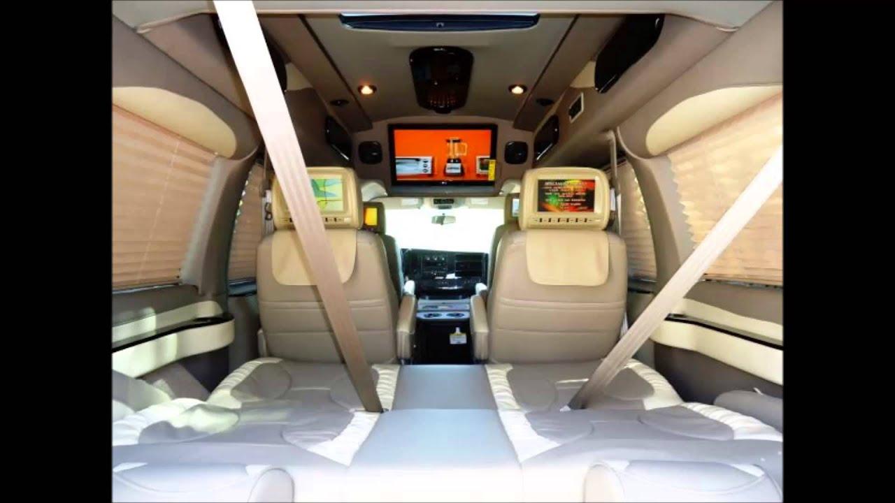 2012 Gmc Savana Majestic Ssx Conversion Van For Sale Youtube