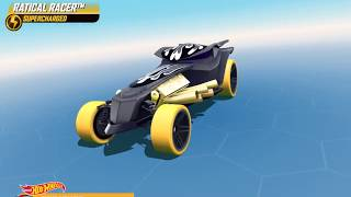 HOT WHEELS RACE OFF / Ratical Racer Supercharged Creature Car Gameplay iOS / Android