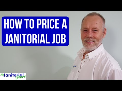 How To Price A Janitorial Job