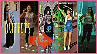 OUTFITS DE LA SEMANA !! / OOTW ❤ | Priscila ✿ Thumbnail