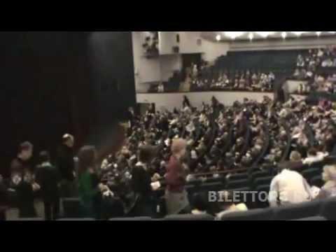 Театр Сатиры амфитеатр, партер