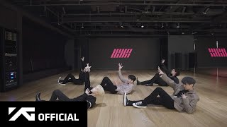 iKON - '왜왜왜 (Why Why Why)' DANCE PRACTICE VIDEO