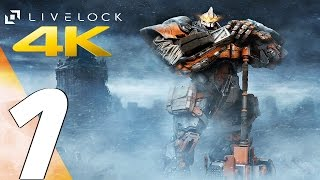 Livelock - Gameplay Walkthrough Part 1 - Prologue [4K 60FPS ULTRA] PC Xbox One PS4