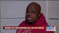 Housing Authority apartments riddled with bed bugs