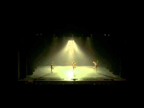 The Israel Ballet dances Moon Over Jupiter