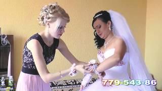Утро невесты... Позитивные моменты...