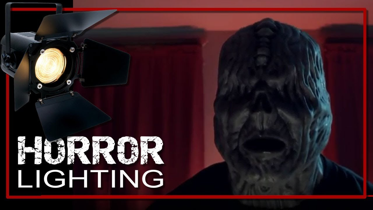 How To Simple Horror Movie Lighting