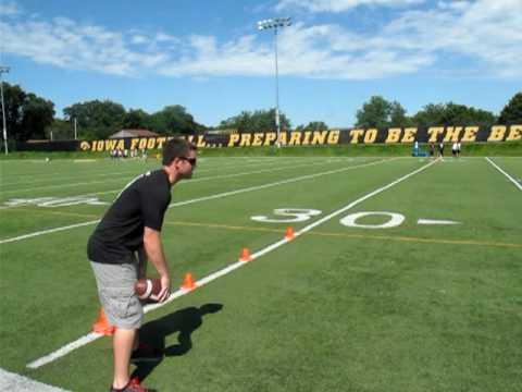 Brad Banks football camp 002.MOV