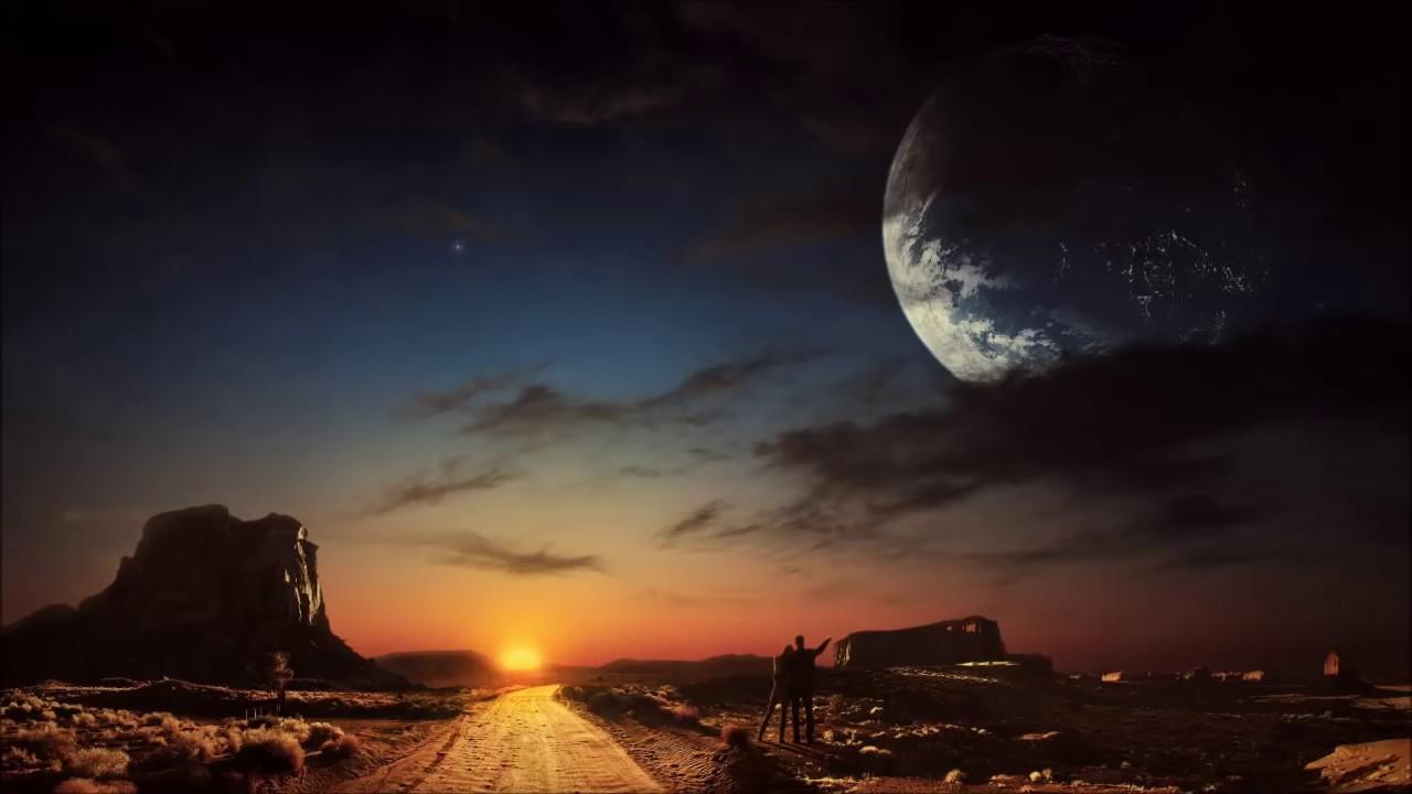 Gateway 721 - Another World (Psybient / Psychill / Chillgressive / Chillout 432 Hz Album Mix)