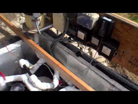Obadiah's: Redwood Hot Tub Installation - Installation Basics