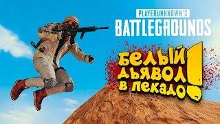 БЕЛЫЙ ДЬЯВОЛ В ПЕКАДО!   Battlegrounds