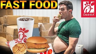 fast-food-cheat-day
