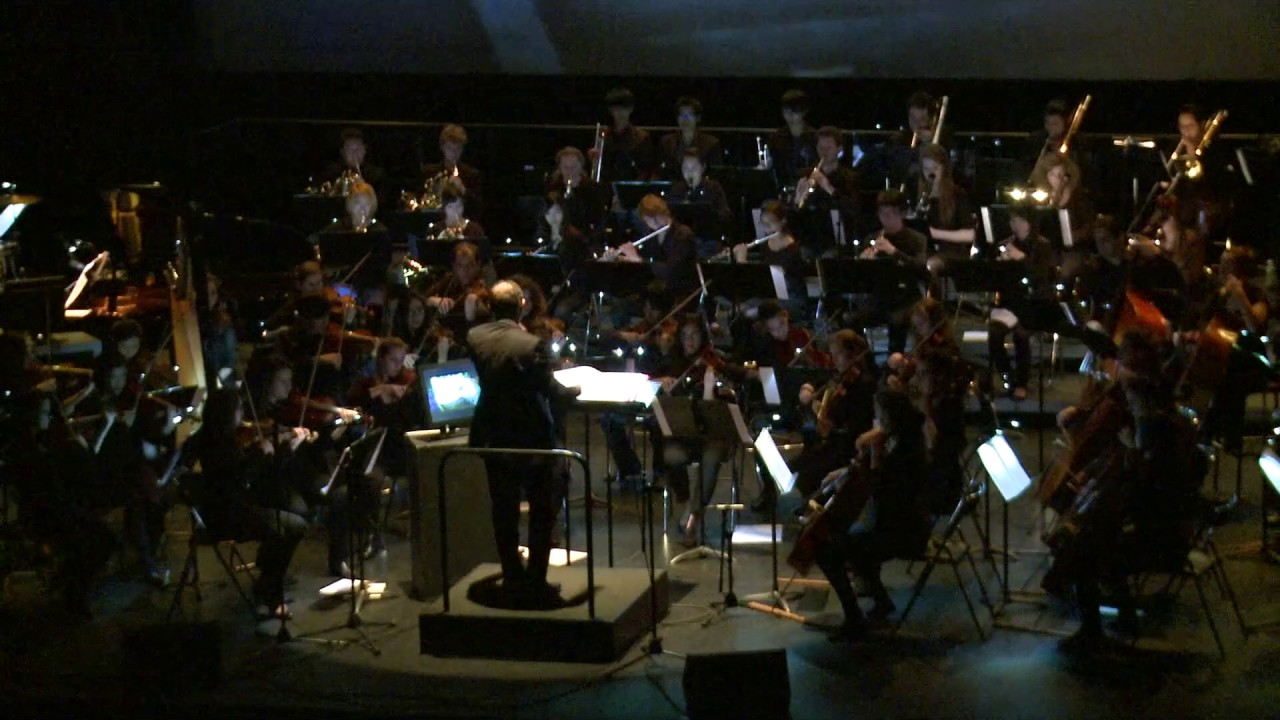 Kirsten Harma - Ciné-concert Patrice Leconte 72163