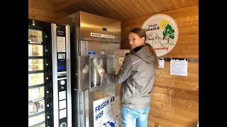 Hannenhof - die Wiersdorfer Milchtanke im WochenSpiegel-Check