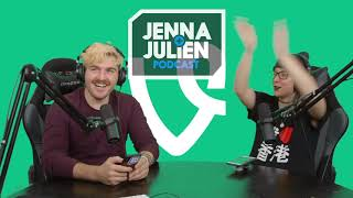 jenna julien podcast guess that vine but with the vines inserted