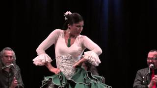 "Bay Area Flamenco Presents Lakshmi ""La Chimi"" Guajira"