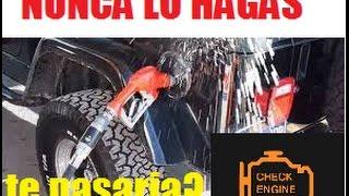 Lo que no Sabes sobre el tanque de gasolina de tu carro PUEDE EXPLOTAR