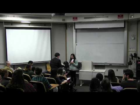 Ethics Law and Society - December 2, 2014 - Warren Court Prize Presentations