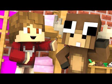 Minecraft Kindergarten: JEFF THE MOOSE! [Ep.4 Minecraft Interactive Roleplay]