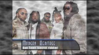 MORGAN HERITAGE - GUN TOWN (HQ)
