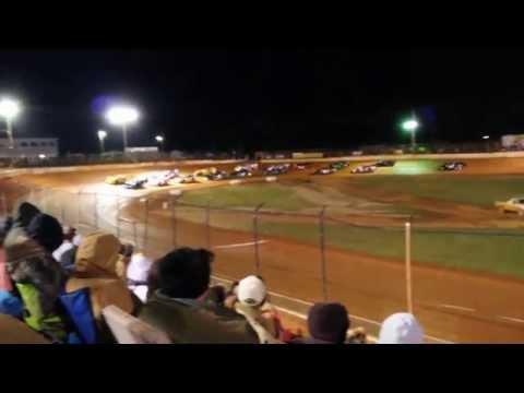 Sportsman division 411 Motor Speedway Seymour, TN