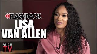 Lisa Van Allen Flashback