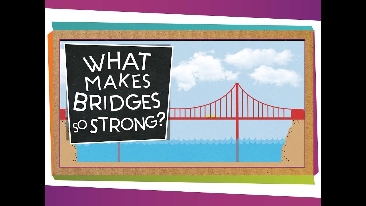 What Makes Bridges So Strong? - YouTube [ 720 x 1280 Pixel ]
