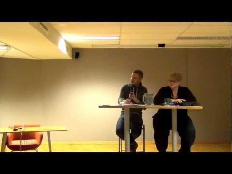 Skoledebatt del 1, Trine Skei Grande (V) og Snorre Valen (SV), Trondheim 2. november 2012