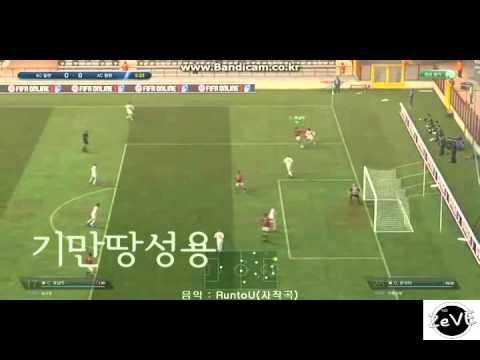 Những pha xử lí tuyệt vời của Ronaldo ở máy chủ Hàn Quốc