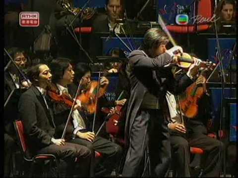 黃蒙拉 Huang Mengla Carmen Fantasy HKPO Swire Symphony Under The Stars