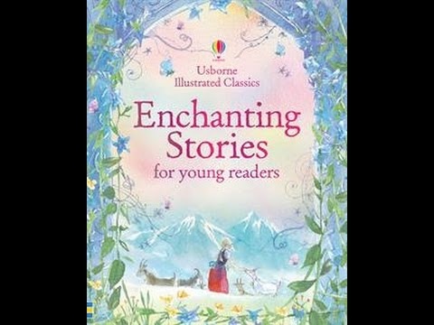 "Usborne Books Kit Book 9 ""Illustrated Enchanting Stories"""