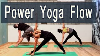 "Power Yoga Workout - ""Truth"""