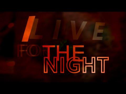 【Lyrics】Krewella - Live For The Night (Pegboard Nerds Remix)