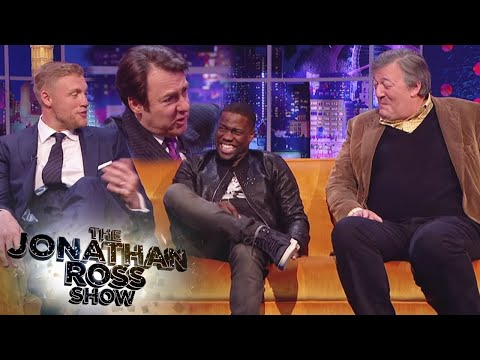 Freddie Flintoff Scared Of Ghosts - The Jonathan Ross Show