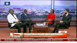 Osuntokun Calls For Credibility As Oyekanmi Defends Polling Units Allocation Pt.1 |Sunrise Daily|