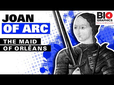 Joan of Arc: The Maid of Orléans