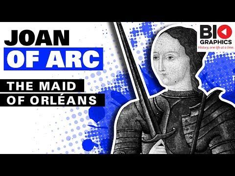 Joan Of Arc: The Maid Of Orléans