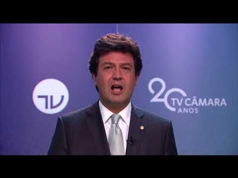 20 Anos TV Câmara: deputado Mandetta (DEM-MS)
