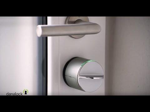Danalock V3 Smartlock Overview Youtube