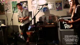 """Step Rockets - """"Kisser"""" (Live on Radio K)"""
