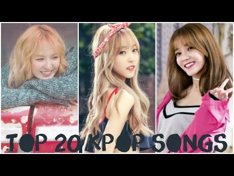 Billboard Top 20 Kpop Songs 2015