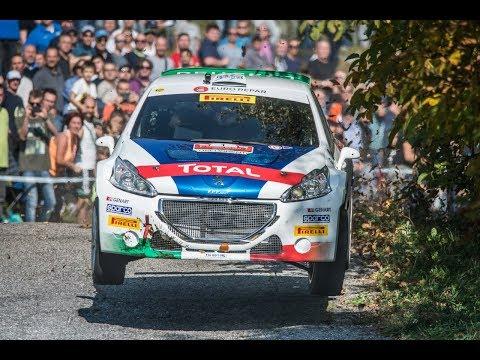 Peugeot e Paolo Andreucci vincono il 10° Campionato Italiano Rally